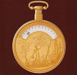 Perrin Freres- Wanddering Hours- Antique Pocket Watches