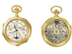 Patek Philippe- Graves- Antique Pocket Watches