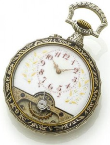 Swiss Antique Pocket Watch- Collectable Antique Watch- Pieces Of Time