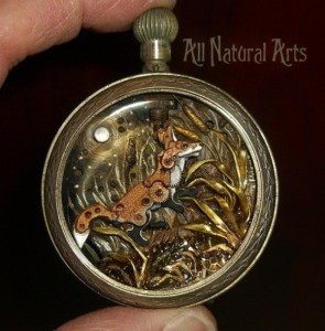 Sue-Beatrice-Watch-Sculptures-Antique-Pocket-Watches