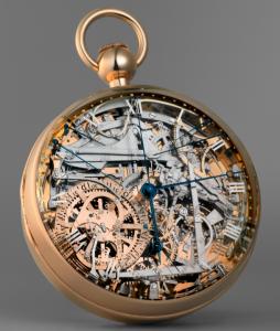 Marie Antoinette's Antique Pocket Watch