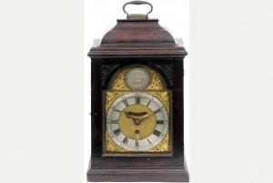 Mid 18th Century Antique Desk Clock