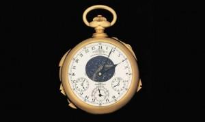 Patek Phillippe Supercomplication Antique Pocket Watch