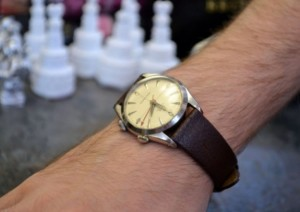 The 1960s Rolex watch is subject of a silent auction at Shelter- Antique Watches For Sale