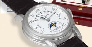 PATEK PHILIPPE REF 5016P   Classic Wrist Watch