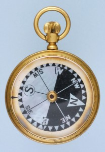 Antique Pocket Barometers