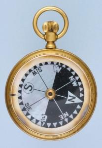 Antique Pocket Barometers
