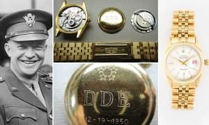Eisenhowers-Solid-Gold-Rolex