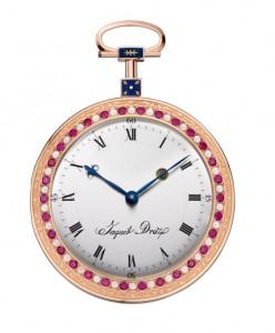 montre-de-poche-musee | Antique Pocket Watch Remade | Jaquet Droz: The Museum Pocket Watch