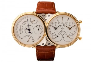Richard Hoptroff   Europe's First Atomic Watch  Not An Antique Wrist Watch But Amazing All The Same