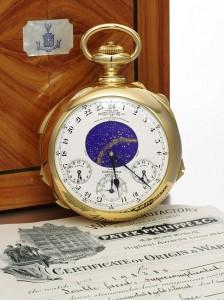 Patek Philippe | Supercomplication Timepiece | Antique Pocket Watch