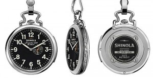 Shinola Henry Ford Collection | A Take on Antique Pocket Watches