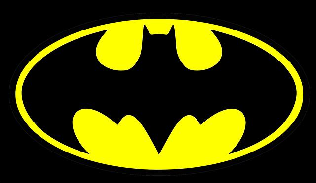 Batman Logo Pocket Watch