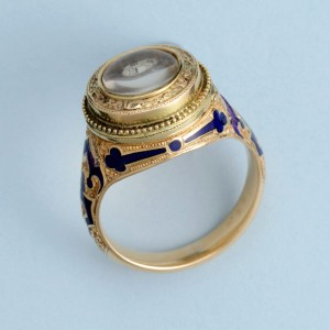 Antique Ring Watch | Antiques For Sale UK | Pieces of Time