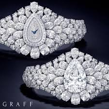 Graff's most expensive watch in the world The Fascination costing £27 million.