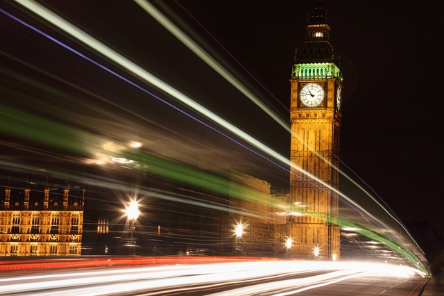 Big Ben Famous London Landmark near Pieces of Time selling vintage watches for sale