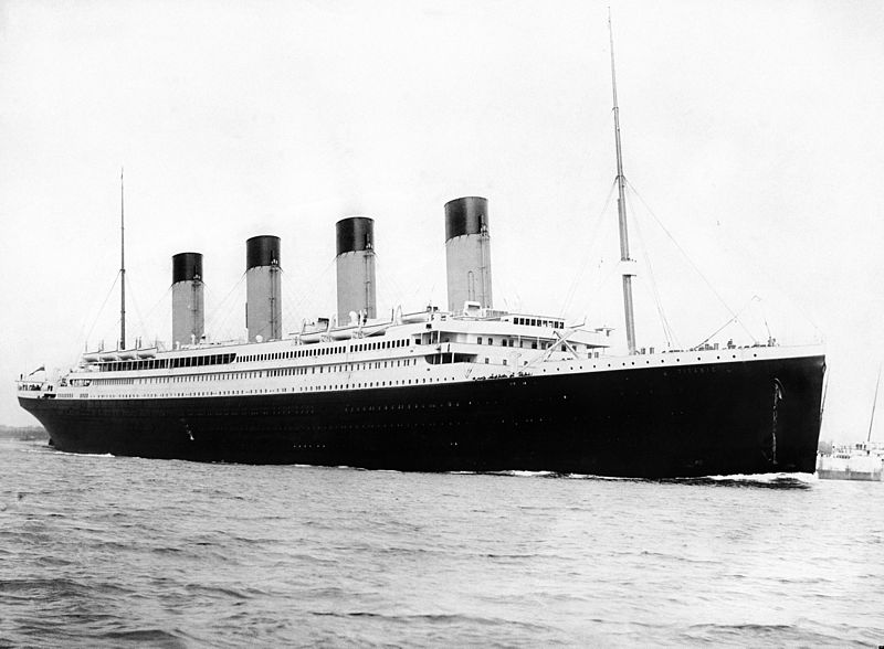 timepieces, key fob and antique pocket watch, found on Titanic steward