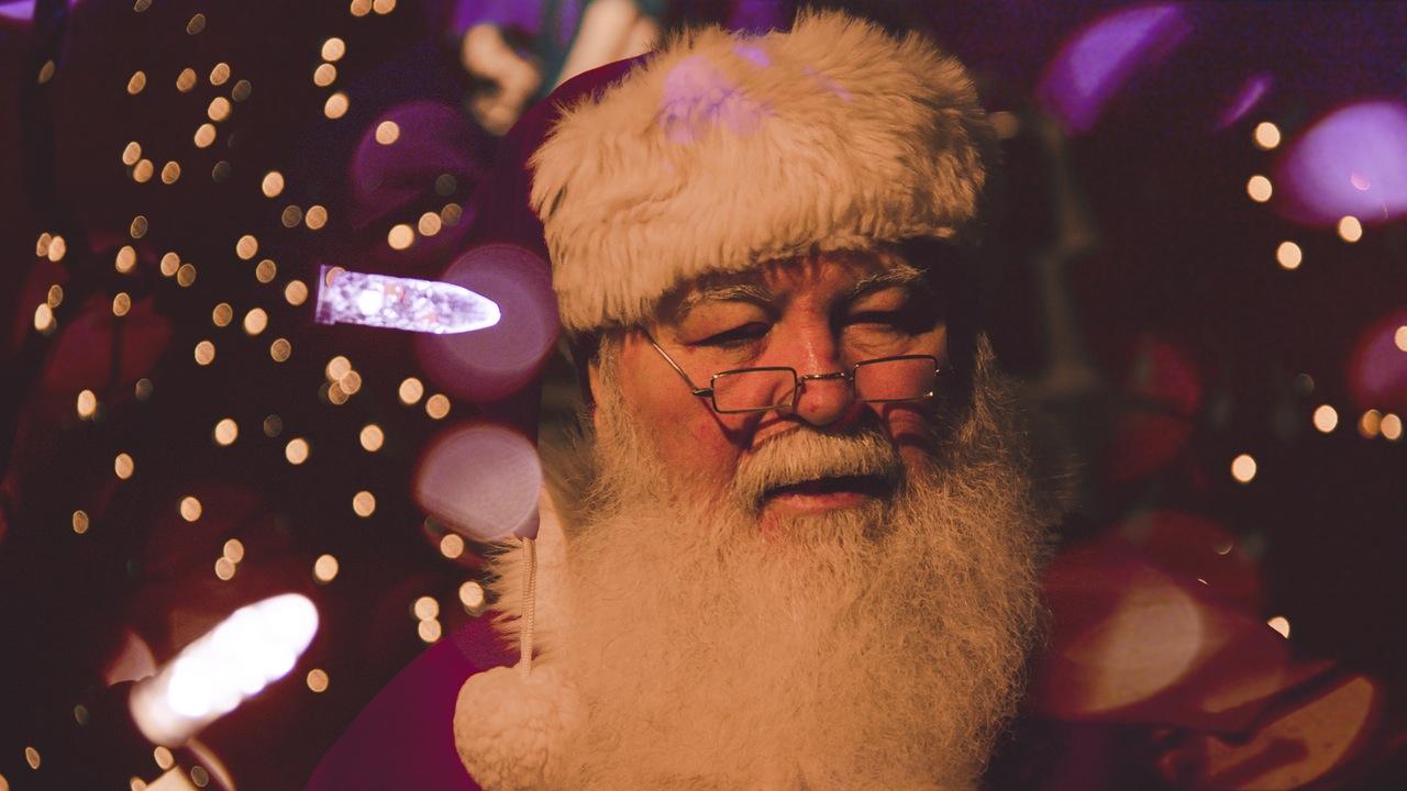 Christmas traditions of Santa.