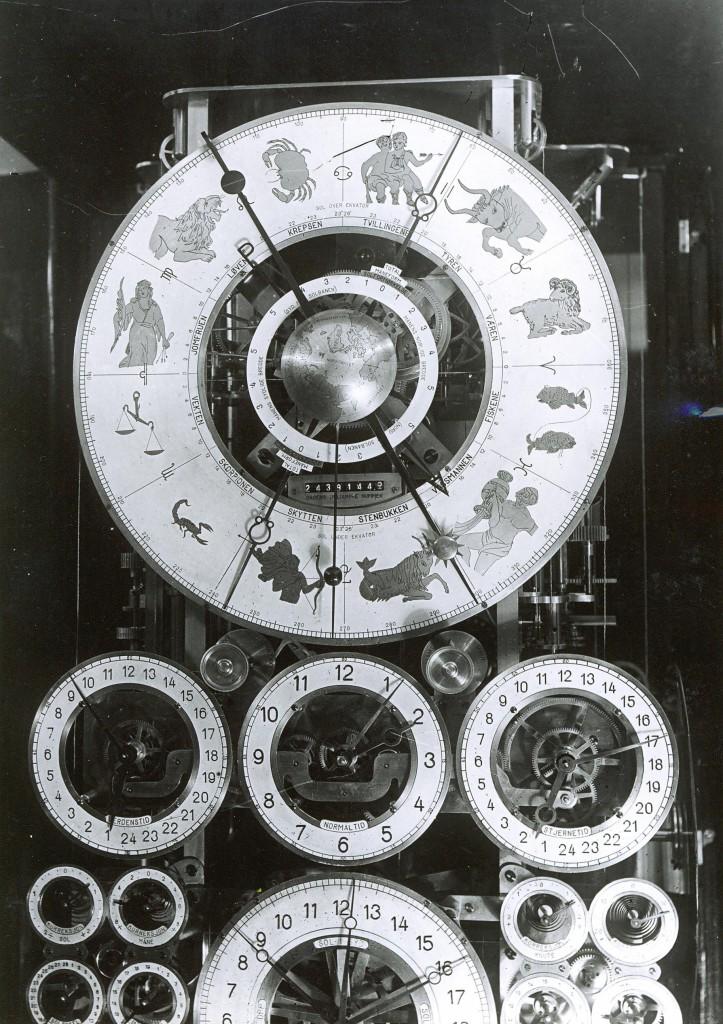 The Rasmus Sornes Clock